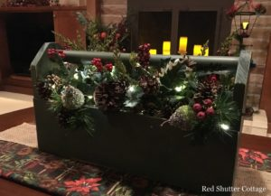 Tutorial – How to Decorate a Christmas Tote