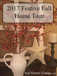 2017 Festive Fall Home Tour