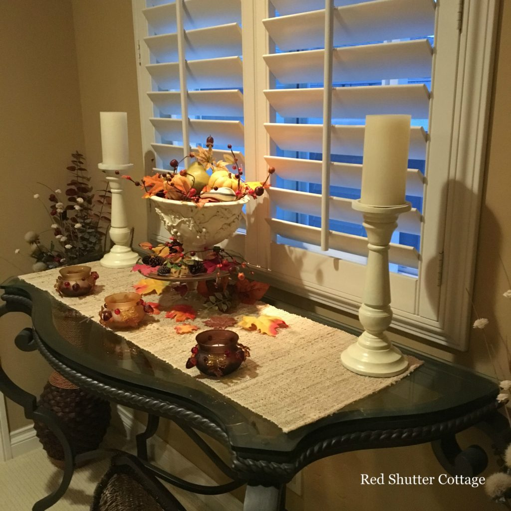 2016 fall home tour window picture