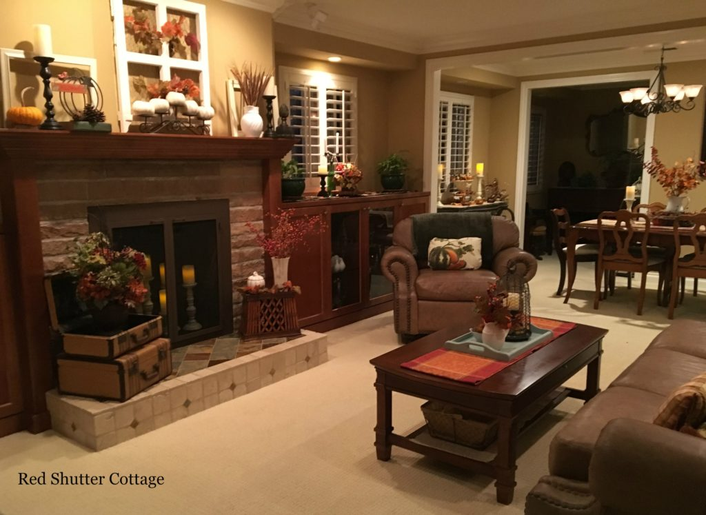 2016 fall home tour living room 2