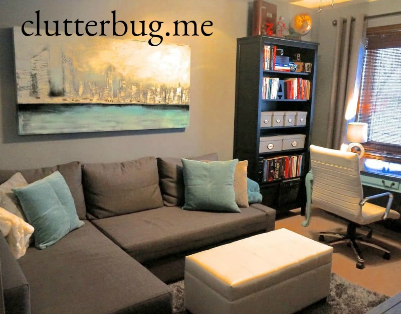 A photo from clutterbug.me as part of 6 of My Favorite Blogs for Decorating and Organizing