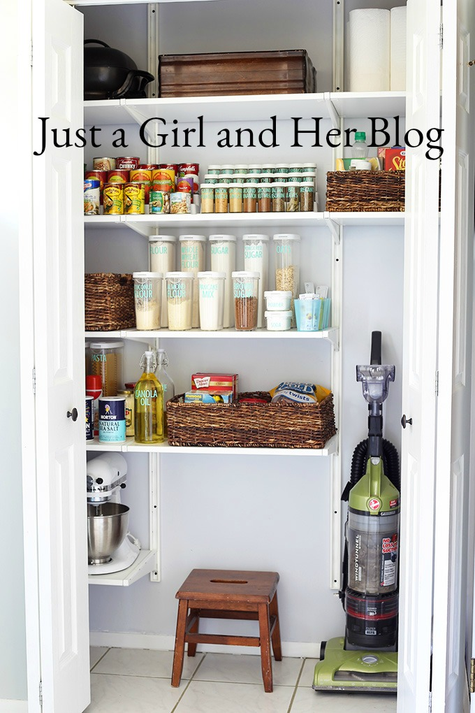 A photo from Just a Girl and Her Blog as part of 6 of My Favorite Blogs for Decorating and Organizing
